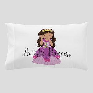 Autistic Princess Ethnic Pillow Case