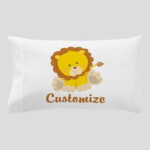 Custom Baby Lion Pillow Case
