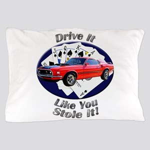 Ford Mustang Mach 1 Pillow Case