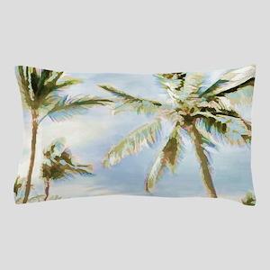 Vintage Hawaiian Beach Pillow Case