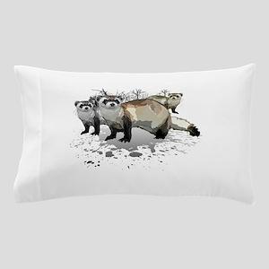Ferrets Pillow Case