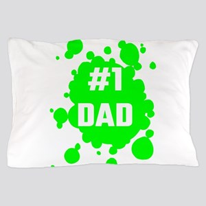 Number One Dad Pillow Case