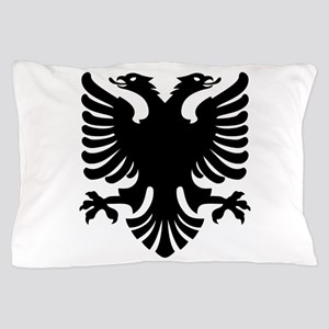 Shqipe - Double Headed Griffin Pillow Case