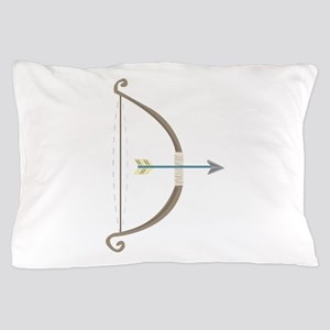 Bow and Arrow Pillow Case
