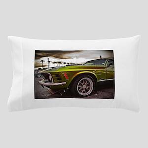 70 Mustang Mach 1 Pillow Case