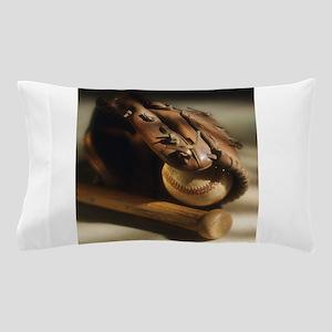 baseball glove Pillow Case