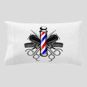 Barber Logo Pillow Case