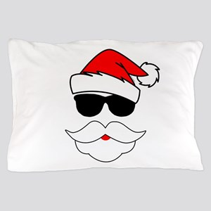 Cool Santa Claus Pillow Case