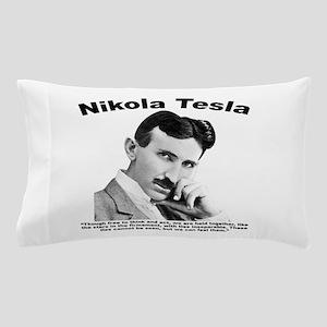 Tesla: Inseparable Pillow Case