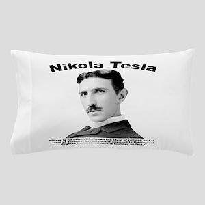 Tesla: Religion Pillow Case