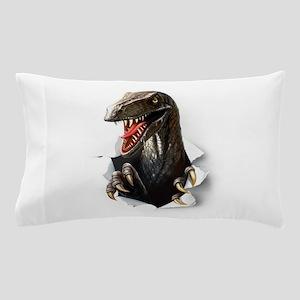 Velociraptor Dinosaur Pillow Case