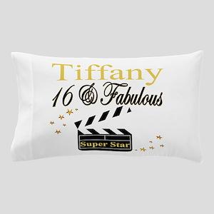FABULOUS 16TH Pillow Case