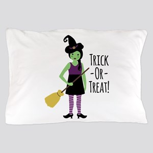 Trick - Or - Treat! Pillow Case