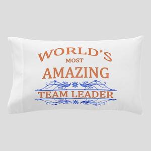 Team Leader Pillow Case