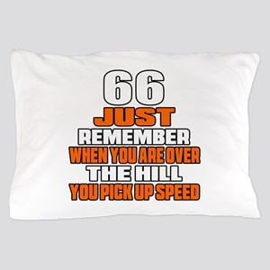 66 Just Remember Birthday Designs Pillow Case