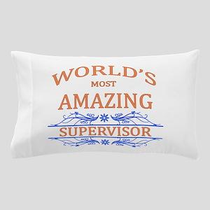 Supervisor Pillow Case