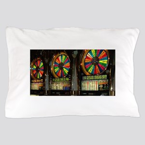 Las Vegas Slots Pillow Case