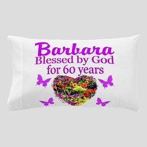 PRAYING 60 YR OLD Pillow Case