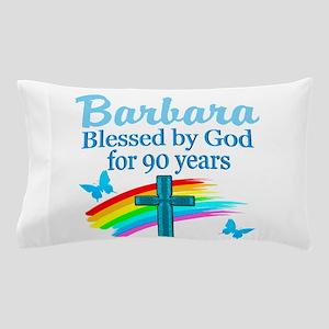 CHRISTIAN 90TH Pillow Case