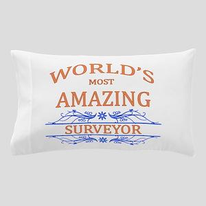 Surveyor Pillow Case