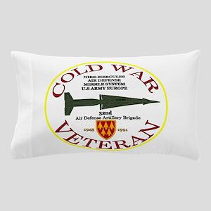 Cold War Nike Hercules Europe Pillow Case