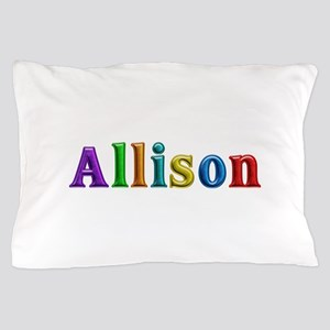 Allison Shiny Colors Pillow Case