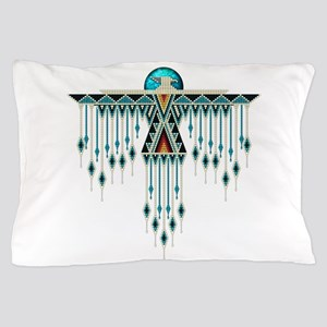 Southwest Native Style Thunderbird Pillow Case
