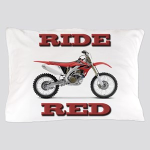 RideRed 08 Pillow Case