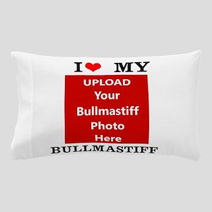 Bullmastiff-Love My Bullmastiff-Personalized Pillo