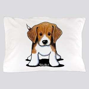 Beagle Puppy Pillow Case