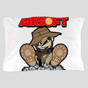 Airsoft Mac attack Pillow Case