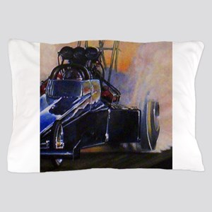 Auto Racing Pillow Case