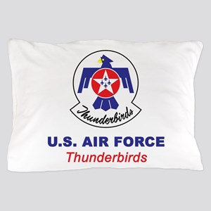 United States Air Force Thunderbirds Pillow Case