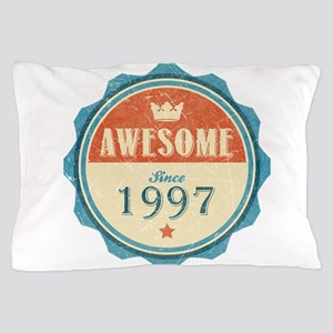 Awesome Since 1997 Pillow Case