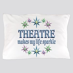 Theatre Sparkles Pillow Case