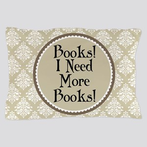 Book Quote Funny Reading Pillow Case