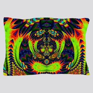 Psychedelic NeuLight n1 Pillow Case