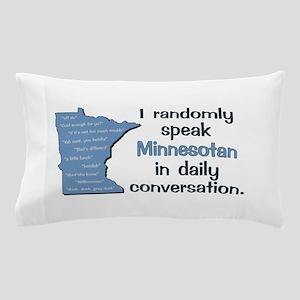 Random Minnesotan III Pillow Case