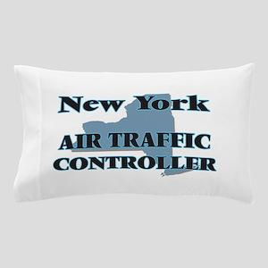 New York Air Traffic Controller Pillow Case