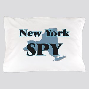 New York Spy Pillow Case
