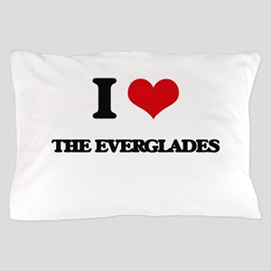 the everglades Pillow Case