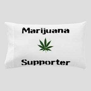 Marijuana Supporter Pillow Case