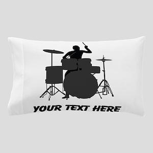 Drummer (Custom) Pillow Case