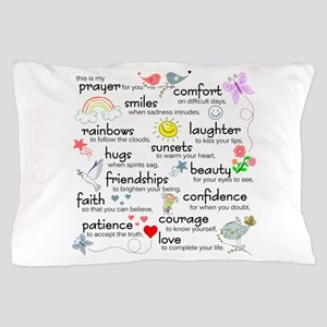 My Prayer For You Pillow Case
