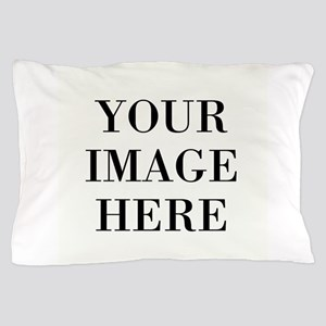 Monogrammed Initial Pillow Case