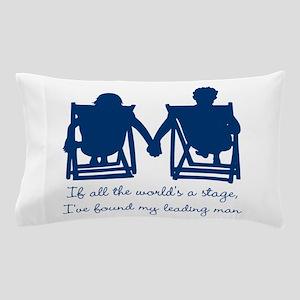 Leading Man Pillow Case