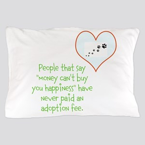 adoption happiness Pillow Case