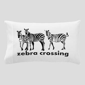 Zebra Crossing Pillow Case