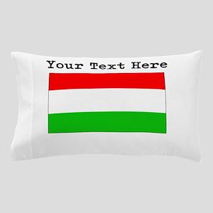 Custom Hungary Flag Pillow Case