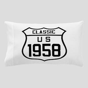 Classic US 1958 Pillow Case